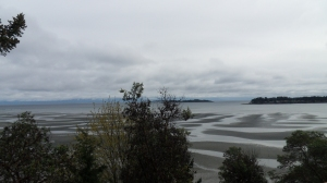 A beautiful place to simply be, Rathtrevor Beach at Tigh-Na-Mara Resort near Parksville on Vancouver Island, B.C.
